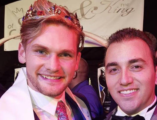 Ruan van Zyl | Mr. King South Africa pageant