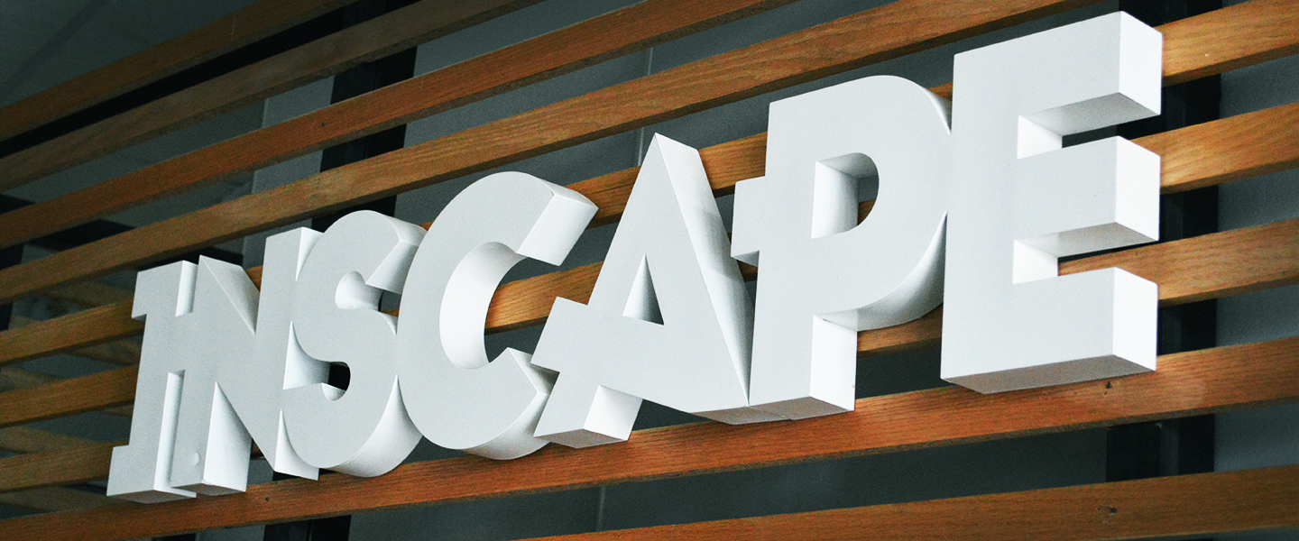Why did Inscape rebrand?