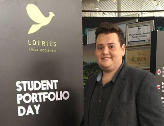 Schalk Theron | The Loeries Award