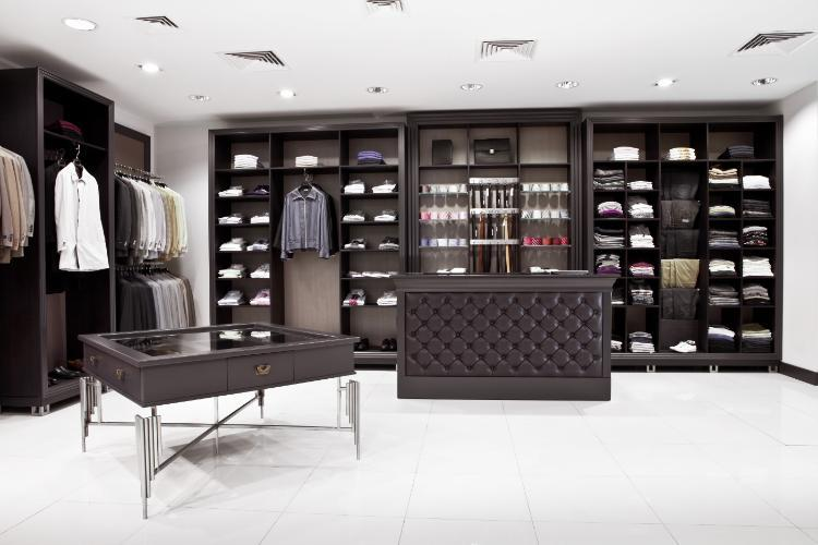 Designing for the retail industry (interior design concepts).