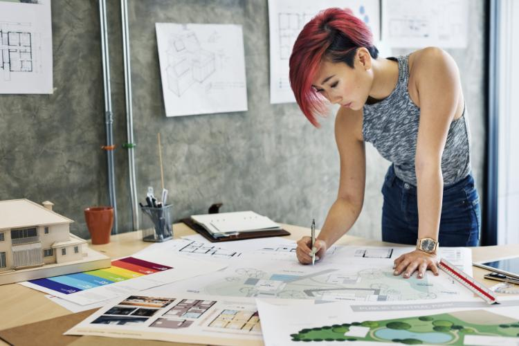 How to approach an interior design project